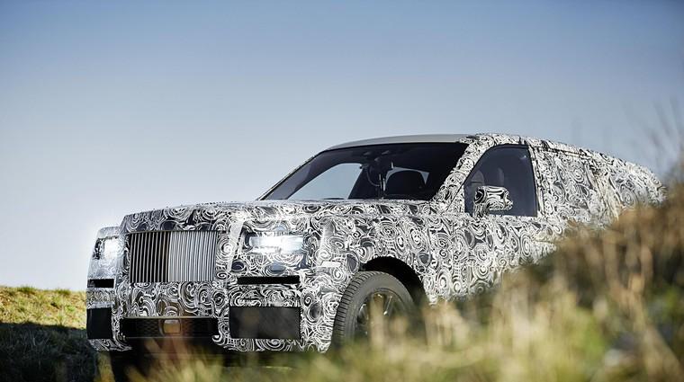 Rolls-Royce v prtljažnik prihajajočega Cullinana namestil stole za piknik (foto: Rolls Royce)