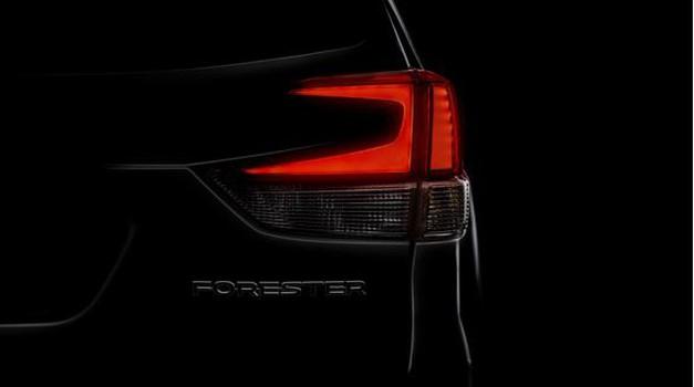 Avtomobilski salon v New Yorku bo gostil tudi novega Subaruja Foresterja (foto: Nissan)