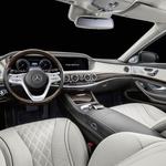 Mercedes-Benz še nadgradil največjega Maybacha (foto: Daimler AG)