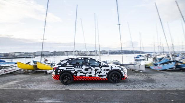 Audi napovedal cene prihajajočega E-trona (foto: Audi)