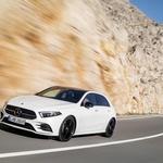 A-jev naslednji korak: predstavljamo novega Mercedes-Benza razreda A (foto: Daimler)