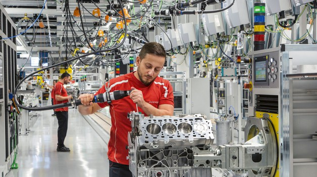 Porsche z rekordnim bonusom za zaposlene (foto: Porsche)