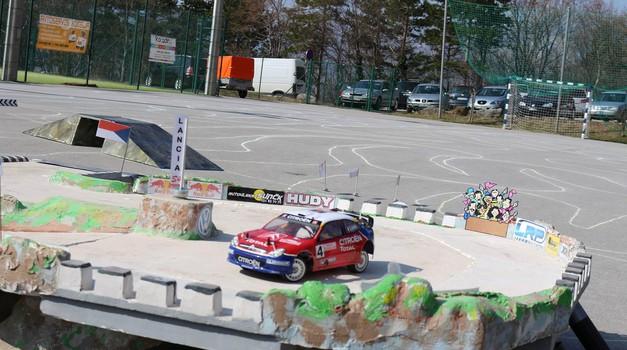 Prvi RC Rally Vipavska dolina uspešno pod streho (foto: Peter Adamič)