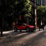 Osvežena Mazda CX-3 na salonu v New Yorku, kmalu pa tudi pri nas (foto: Mazda)