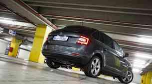 Test: Škoda Rapid - Spaceback 1.0 TSI  Family