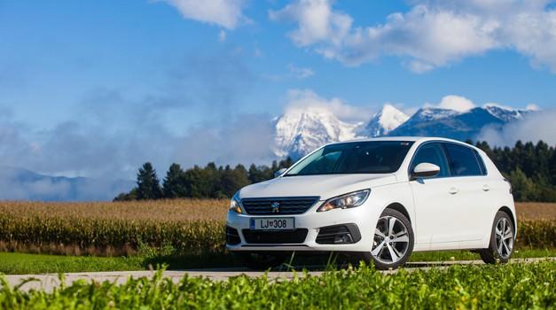 Test: Peugeot 308 - Allure 1.2 PureTech 130 EAT6 (foto: Saša Kapetanovič)