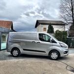 Novo v Sloveniji: Ford Tourneo Custom in Transit Custom (foto: Sebastjan Plevnjak)