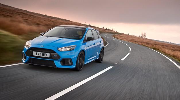 Novi Ford Focus RS morda že leta 2020 (foto: Ford)