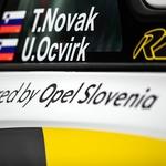 Tim Novak – z Oplom na državno prvenstvo v reliju (foto: Uroš Modlic)