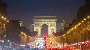 Uganete, katera evropska mesta imajo največje težave s prometno gnečo?