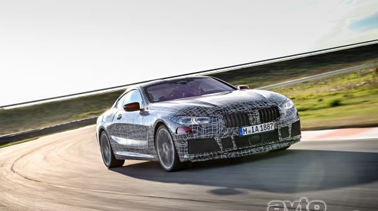 BMW serije 8 prihaja 15. junija (foto: BMW)