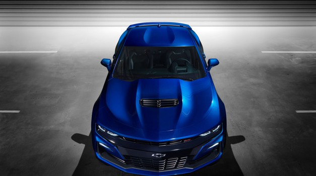 Chevrolet Camaro v leto 2019 v pomlajeni podobi (foto: Chevrolet)