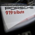 Porsche 919 izdelan z enim samim namenom - za postavljanje rekordov (foto: Porsche)