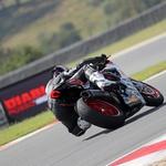 Test pnevmatik: Pirelli Diablo Corsa II (foto: Peter Kavčič)
