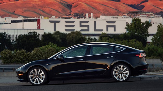 Tesla bo predvidoma že prihodnje leto začel izdelovati Model Y (foto: Tesla)