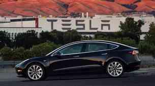 Tesla bo predvidoma že prihodnje leto začel izdelovati Model Y