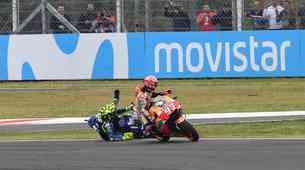MotoGP Argentina: družbena omrežja so po dirki postali globalni šank