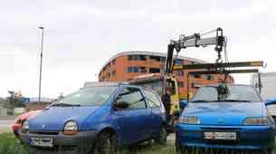 Dan s koprskimi redarji: kako potekata odvoz in prodaja odsluženih vozil