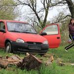 Dan s koprskimi redarji: kako potekata odvoz in prodaja odsluženih vozil (foto: Matevž Hribar)