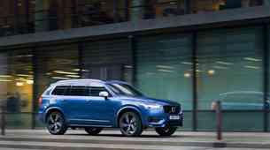 Volvo XC90 zadnjih 16 let brez smrtnih žrtev v Veliki Britaniji