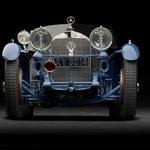"""V London prihaja """"najbolj fin avtomobil na svetu"""": Mercedes-Benz S Barker 'Boat Tail' (foto: Daimler)"""