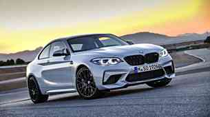 BMW M2 prestopil v 'klub 400'