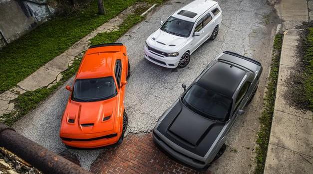 Zgodovina: Dodge – znamka, ki bi lahko spremenila avtomobilski svet (foto: FCA)