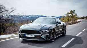 Ford Mustang že tretje leto zapored najbolje prodajan športni avtomobil na svetu