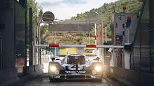 Še en legendarni Porschejev dirkalnik iz Le Mansa našel pot na cesto
