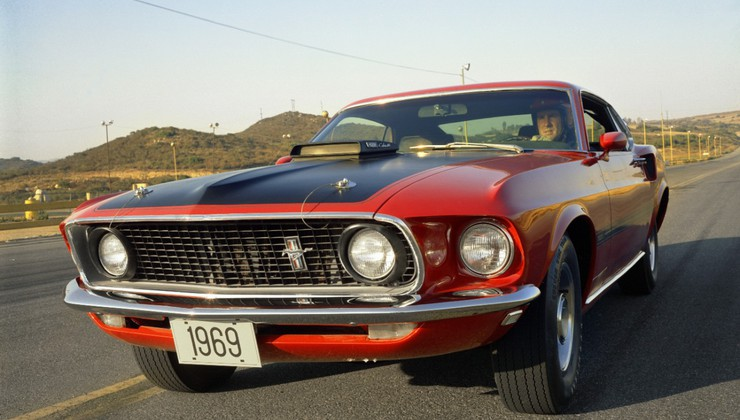 Ford Mustang prve generacije se vrača v proizvodnjo