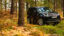 Na kratko: Land Rover Discovery 2.0 D SD4 HSE