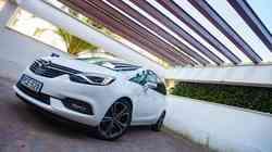 Podaljšani test: Opel Zafira 2.0 CDTI Ecotec Start/Stop Innovation - Varčen, a v nemilosti