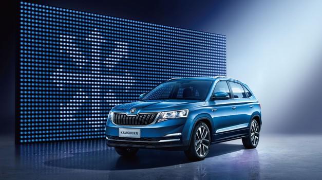 Škoda Kamiq doživel premiero, a le na Kitajskem (foto: Škoda)