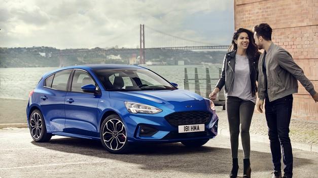 Ford Focus ST predvidoma že prihodnje leto, (najverjetneje) z večjim motorjem kot zdaj (foto: Ford)