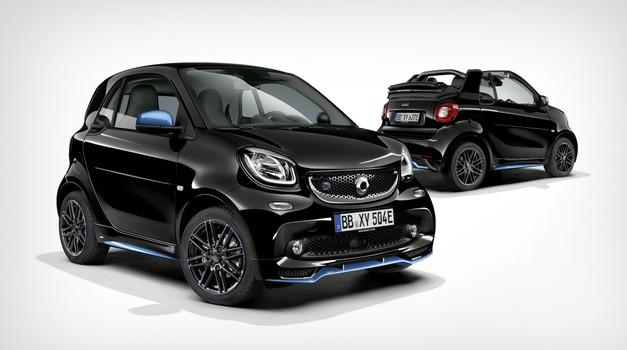 Smart po letu 2020 zgolj še na elektriko (foto: Daimler AG)