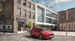 Ford Fiesta ostaja igriva tudi v dostavni različici