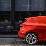 Ford Fiesta ostaja igriva tudi v dostavni različici (foto: Ford)