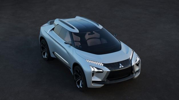 Mitsubishi Lancer sledi zgledu modela Eclipse, postal bo SUV (foto: Mitsubishi)