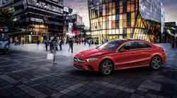Mercedes predstavlja limuzino razreda A - a le za kitajski trg