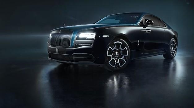 Rolls-Royce je prestopil na temno stran (foto: Rolls Royce)