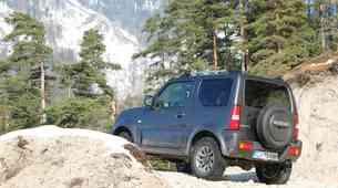 Kratki test: Suzuki Jimny 1.3 VVT Style Allgrip PRO