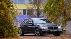 Na kratko: BMW M550d