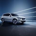 BMW Concept iX3: prihaja BMWjev električni križanec (foto: BMW)