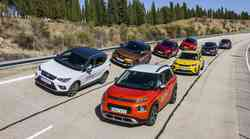 Test: Citroen C3 Aircross, Kia Stonic, Mazda CX-3, Nissan Juke, Opel Crossland X, Peugeot 2008, Renault Captur, Seat Arona