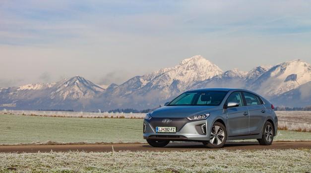 Kratki test: Hyundai Ioniq EV Impression (foto: Saša Kapetanovič)