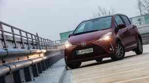 Kratki test: Toyota Yaris 1.5 VVT-iE BiTone Red