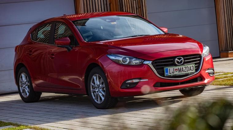 Kratki test - Mazda3 Sport G100 Challenge (foto: Saša Kapetanovič)