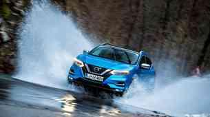 Kratki test: Nissan Qashqai 1.6 dCi 4x4