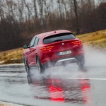 Kratki test: Alfa Romeo Stelvio 2.0 Turbo 16v 280 AT8 Q4 First Edition (foto: Saša Kapetanovič)
