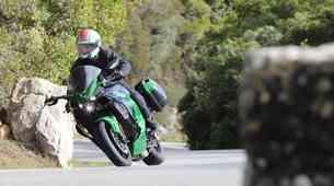 Vozili smo: Kawasaki Ninja H2 SX